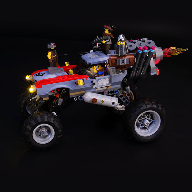 Light Kit For Emmet and Lucy's Escape Buggy 70829