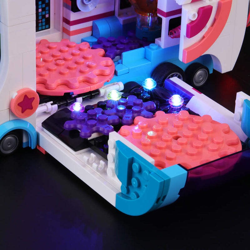 Lego Light Kit For Pop-Up Party Bus 70828  BriksMax