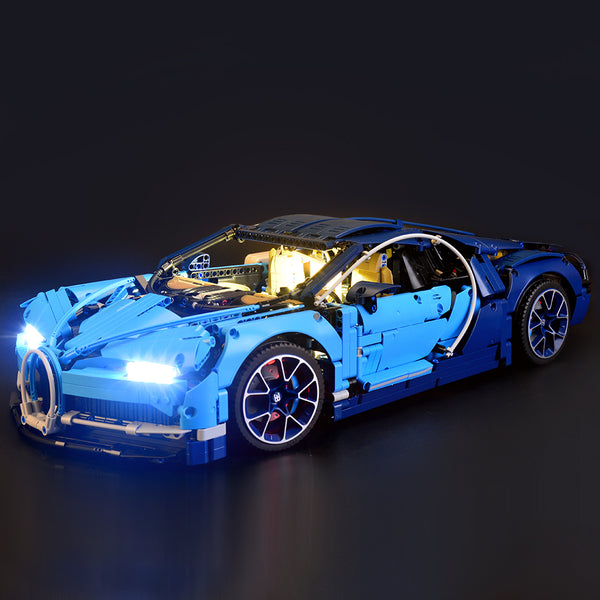 Light Kit For Bugatti Chiron 42083