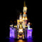 Light Kit For Disney Castle 71040