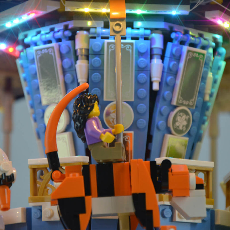 Lego Light Kit For New Carousel Set 10257  Lightailing