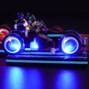 Light Kit For Tron Legacy 21314
