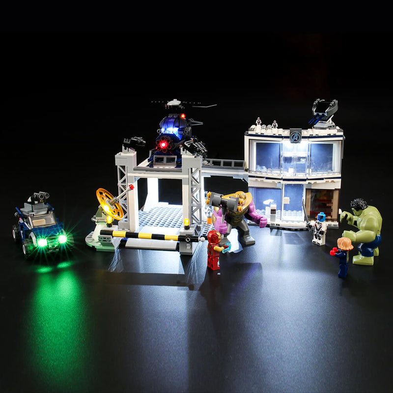 Lego Light Kit For Compound Battle 76131  BriksMax