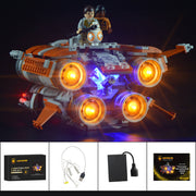 Light Kit For Jakku Quad jumper 75178