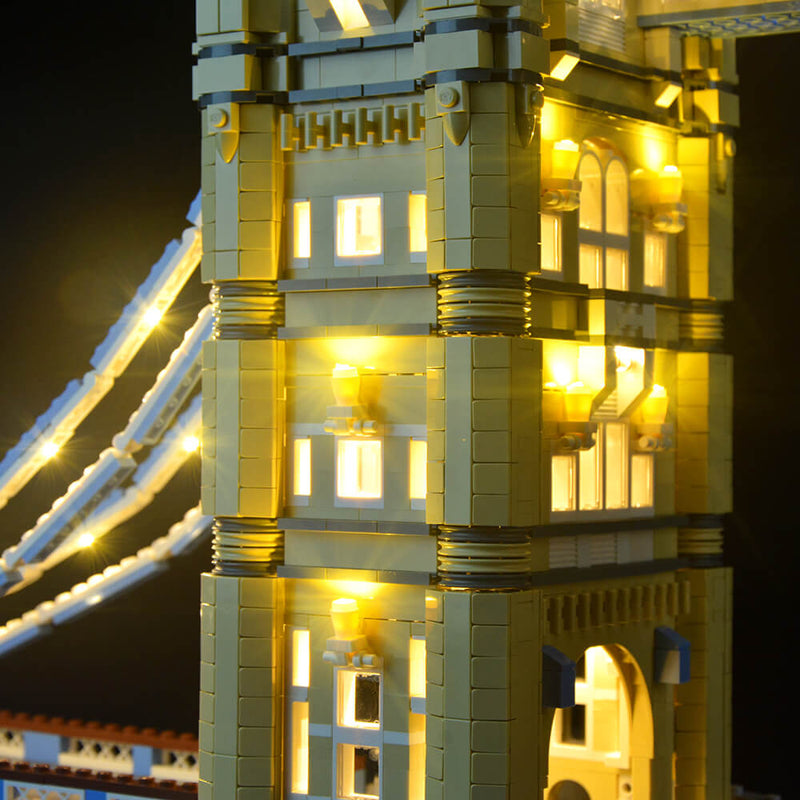 Lego Light Kit For London Tower Bridge 10214  Lightailing