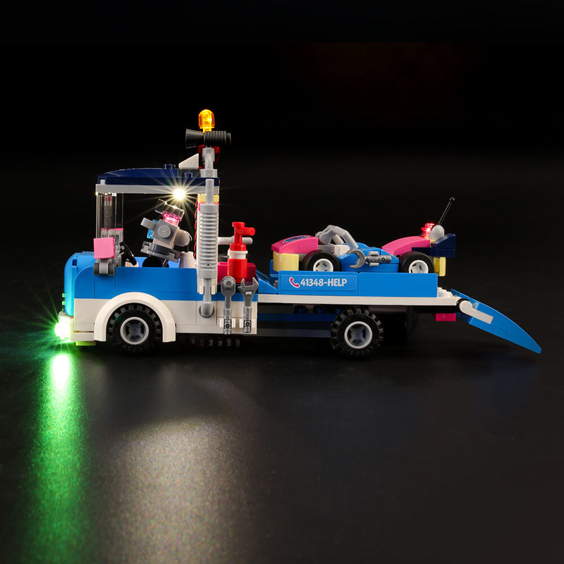 Lego Light Kit For Service & Care Truck 41348  BriksMax