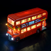 Light Kit For London Bus 10258