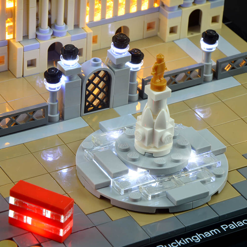 Lego Light Kit For Buckingham Palace 21029  Lightailing