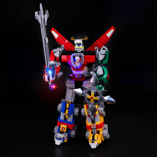Light Kit For Voltron 21311