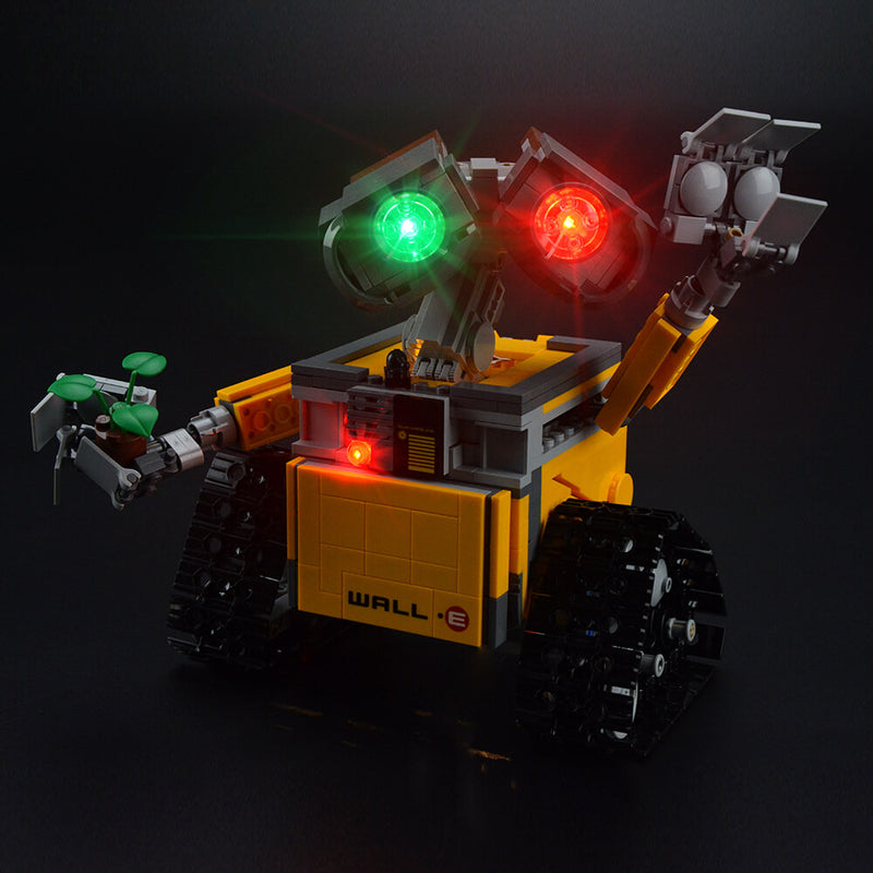 Lego Light Kit For Robot WALL E 21303  Lightailing