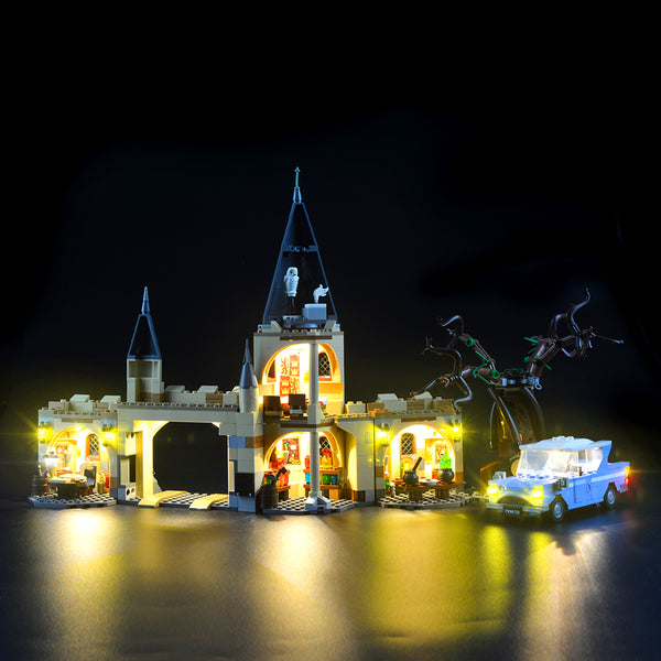 Lego Light Kit For Hogwarts Whomping Willow 75953  Lightailing