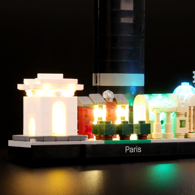 Lego Light Kit For Paris 21044  BriksMax