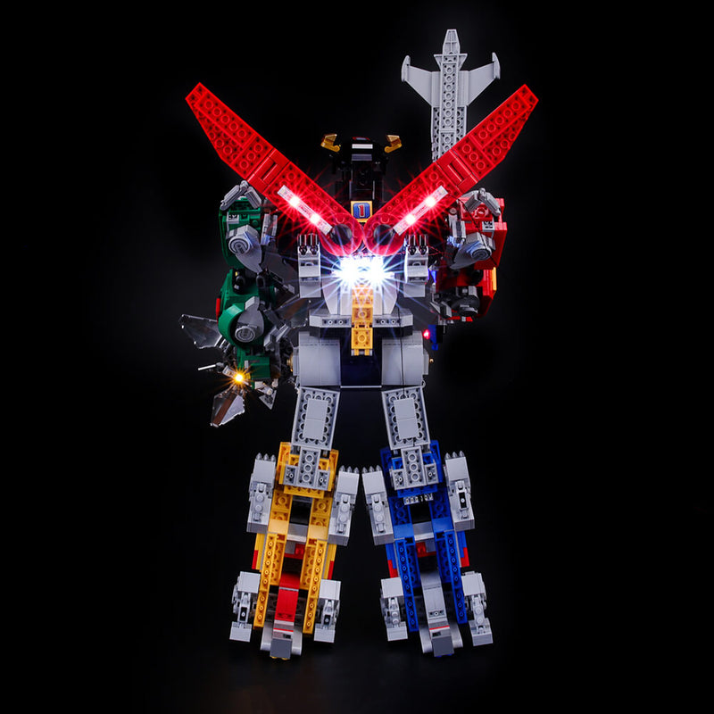 Lego Light Kit For Voltron 21311  BriksMax