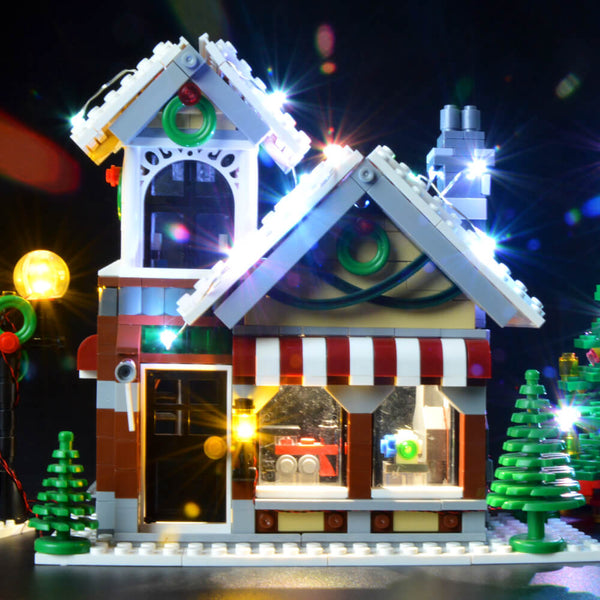 Light Kit For Winter Toy Shop 10249