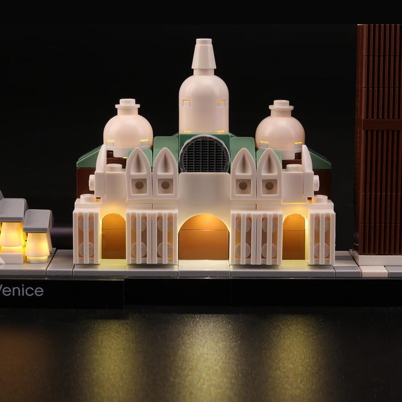 Lego Light Kit For Venice 21026  Lightailing