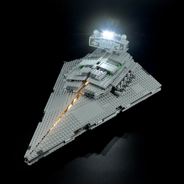 Light Kit For Imperial Star Destroyer 75055