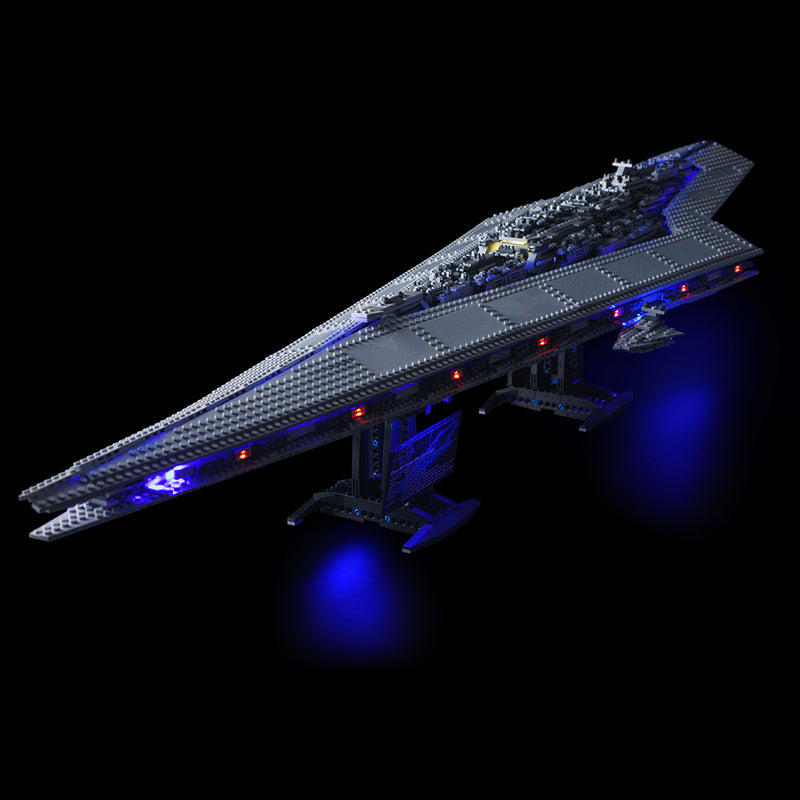 Lego Light Kit For Super Star Destroyer 10221  Lightailing