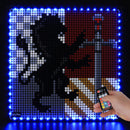 Lego wall art lights