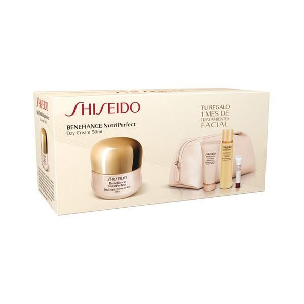 Shiseido Kit Benefiance Nutriperfect