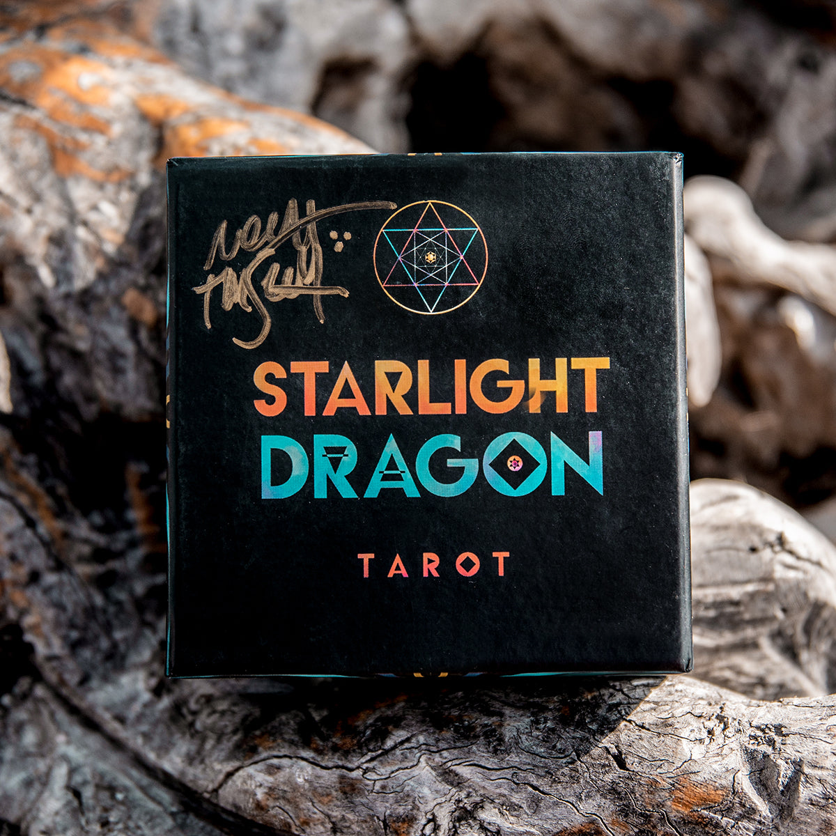 Starlight Dragon Tarot