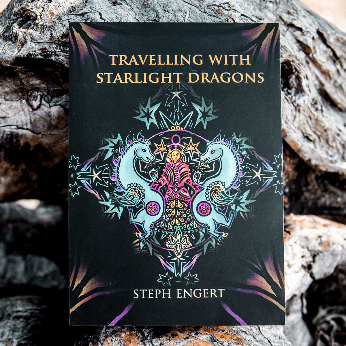 Starlight Dragon Tarot Book