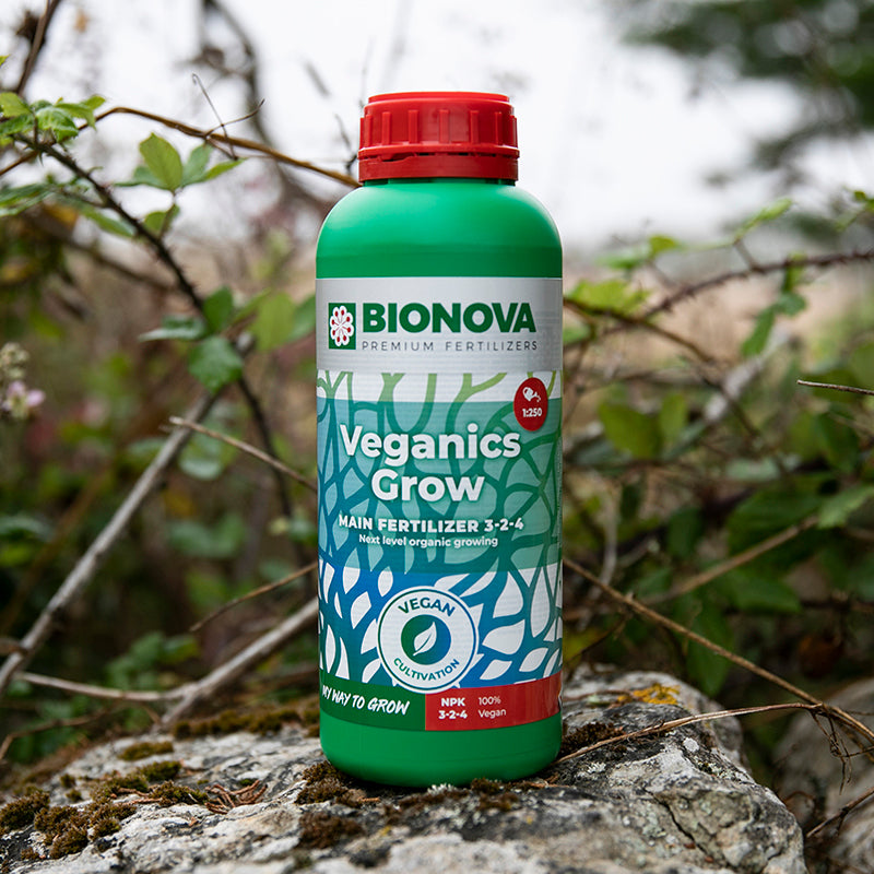 Bionova Veganics Grow Cultivation