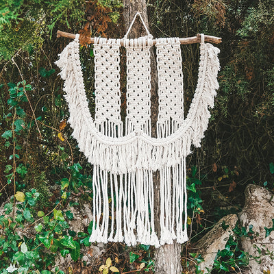 Macramé Wall Art - Natura Two