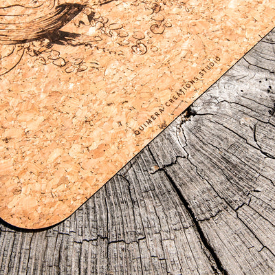 Cork Mousepads