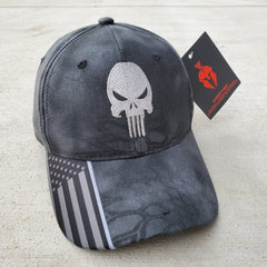 Punisher Skull Authentic Hat