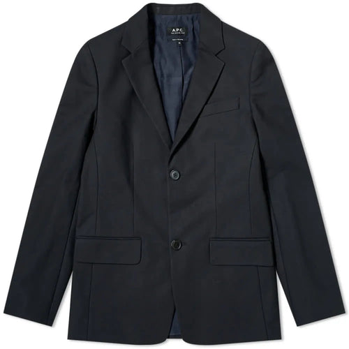 A.P.C. Veste Harry Dark navy