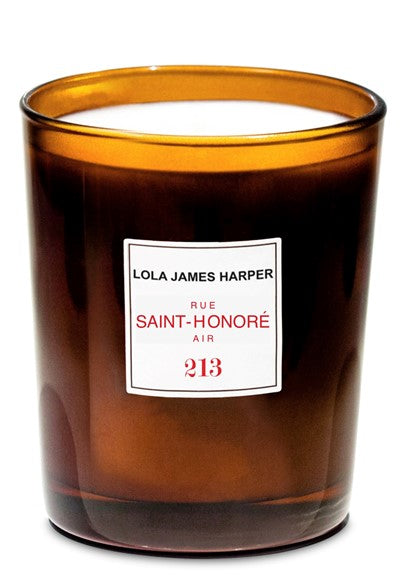 Bougie parfumée 213 Rue Saint-Honoré Air Lola James Harper