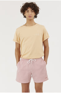 Maison Labiche T-Shirt Broderie Out of office Honey