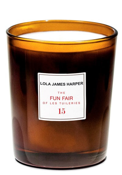 Bougie parfumée Lola James Harper  The Fun Fair of Les Tuileries 15