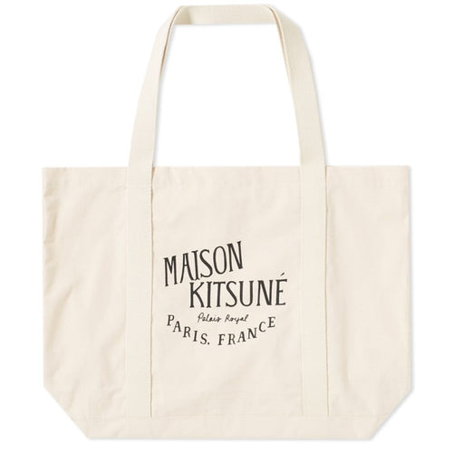 Maison Kitsuné Sac Shopping Bag Palais Royal