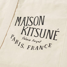 Charger l'image dans la galerie, Maison Kitsuné Sac Shopping Bag Palais Royal