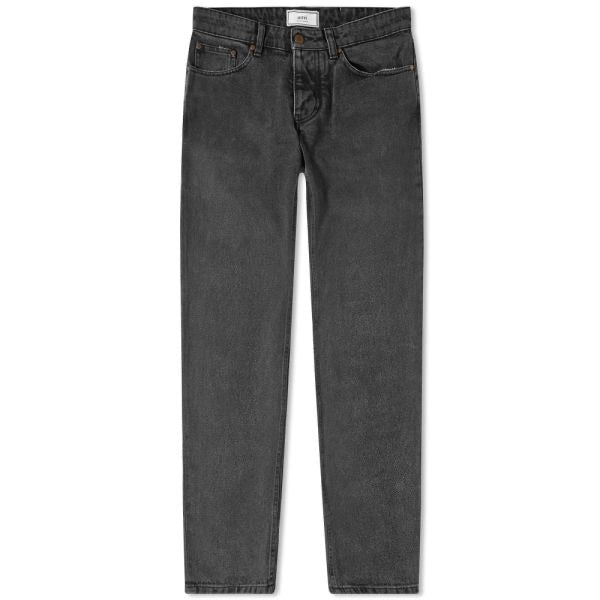 AMI Jean Ami fit Noir used