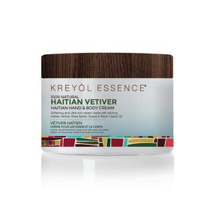 Haitian Vetiver Hand and Body Crème