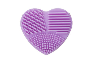 Makeup Brush Cleansing Pad