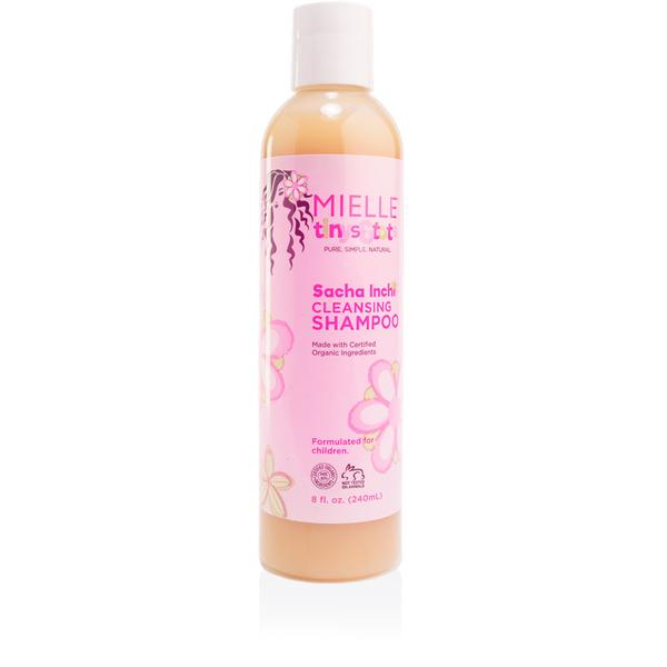Sacha Inchi Cleansing Shampoo