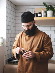 Q&A with mohamed bouaziz, founder DE LA TERRE CO