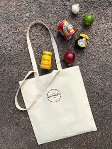 THE WILLINGALE CLUB tote bag