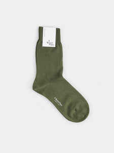 rosemary wool cotton blend socks