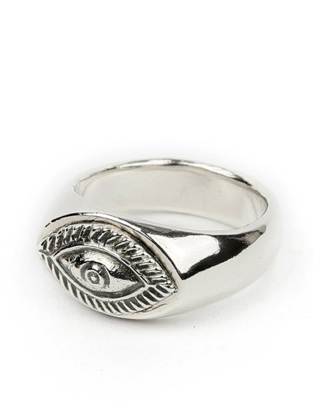 third eye signet ring