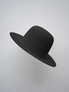 HOWL open crown fedora hat