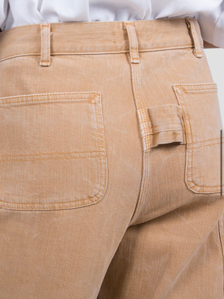spice selvedge painters pants