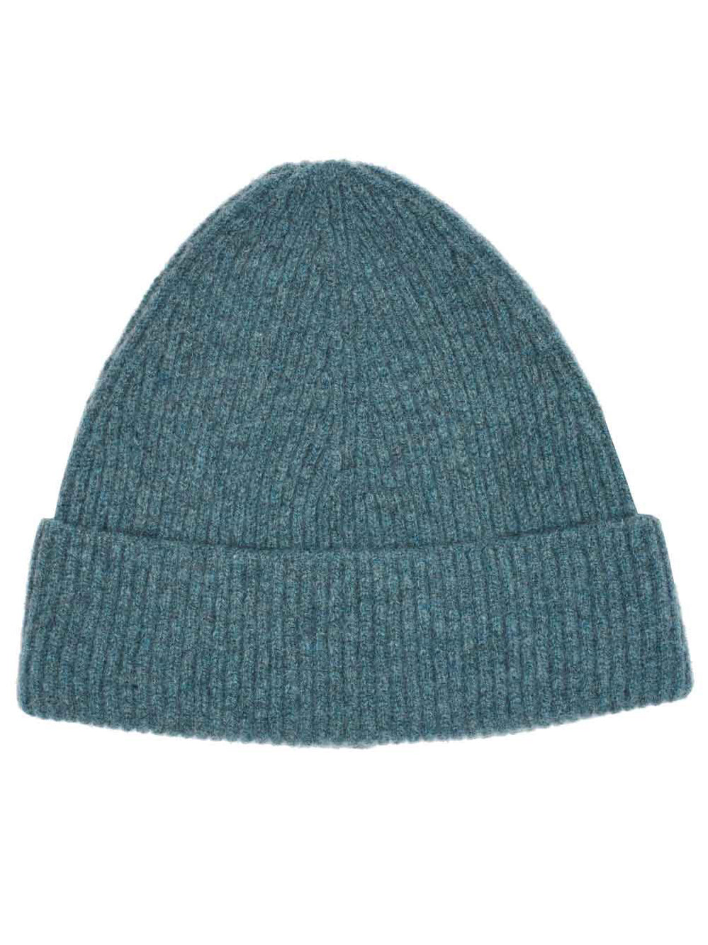 caspian green wool hat