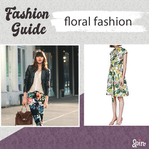 Fashion Guide - Floral Fashion
