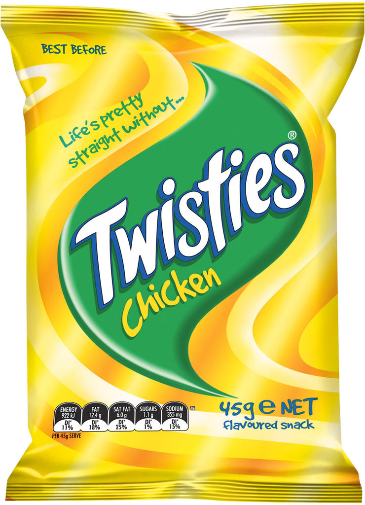 Twisties Chicken