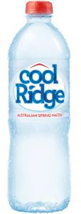 Cool Ridge Spring Water 600ml