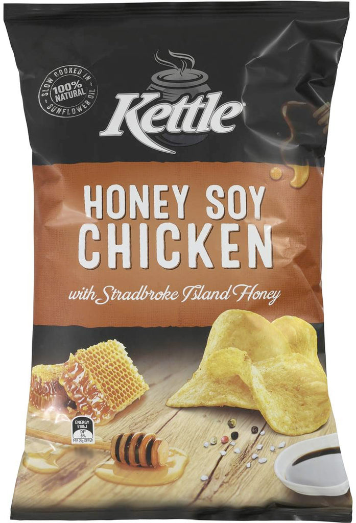 Kettle Honey Soy Chicken